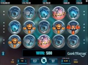 Cosmic Fortune - Mobil6000