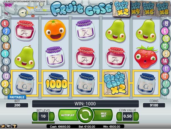 Fruit Case - Mobil6000