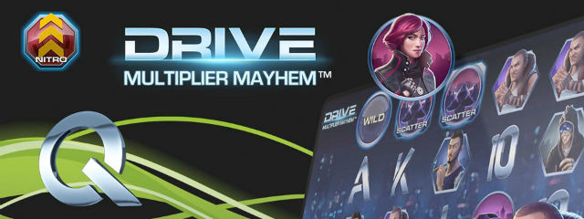 Drive: Multiplier Mayhem - NetEnt Casino - Rizk Deutschland Casino