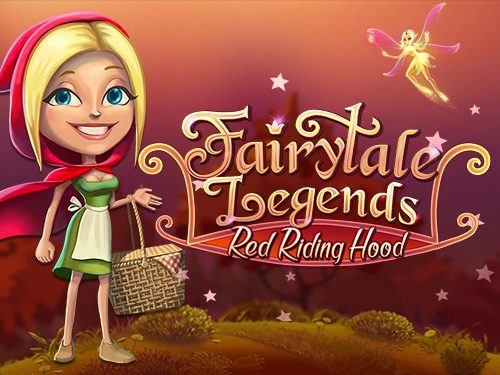 Fairy Tale Legends: Red Riding Hood