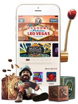 LeoVegas Mobile2