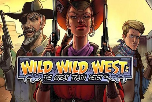 Wild Wild West: The Great Train Heist – Rizk Casino