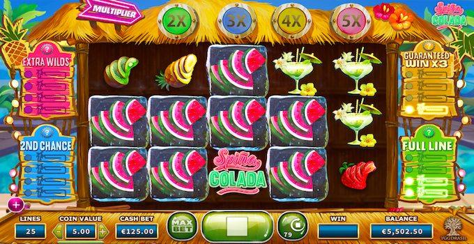 SpiГ±a Colada - Rizk Casino