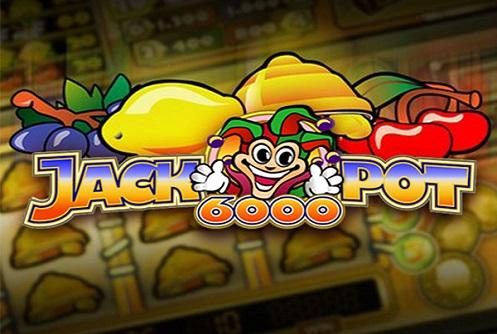Jackpot 6000 - Mobil6000