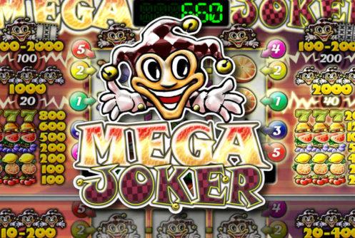 Mega Joker Spilleautomat Storgevinst - Rizk Casino