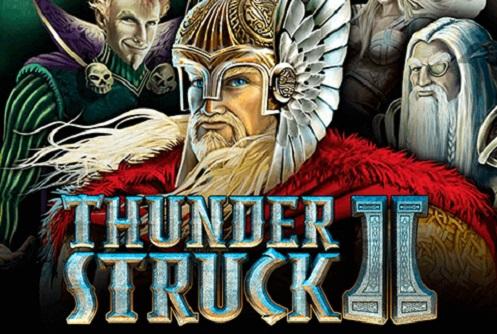 Thunderstruck 2 - Rizk Casino