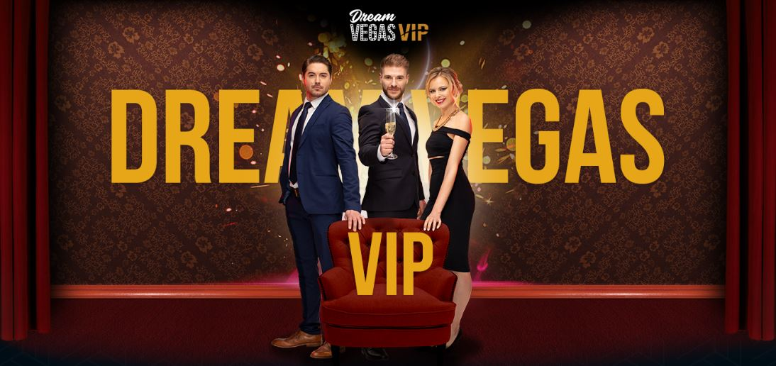 dream vegas vip