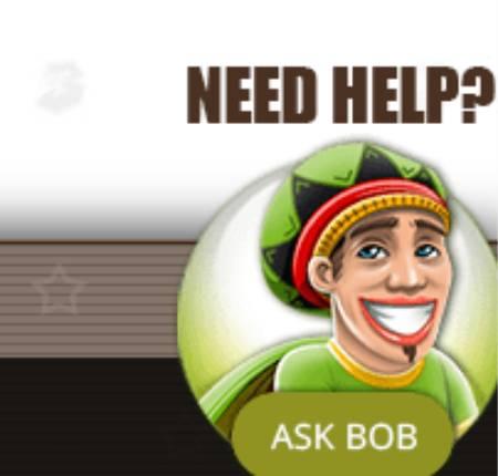 Bob Casino live chat