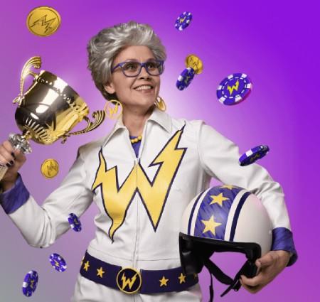 Wildz Casino winner